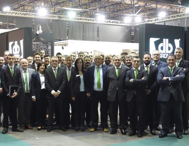 DB Group en Fimma Maderalia 2018